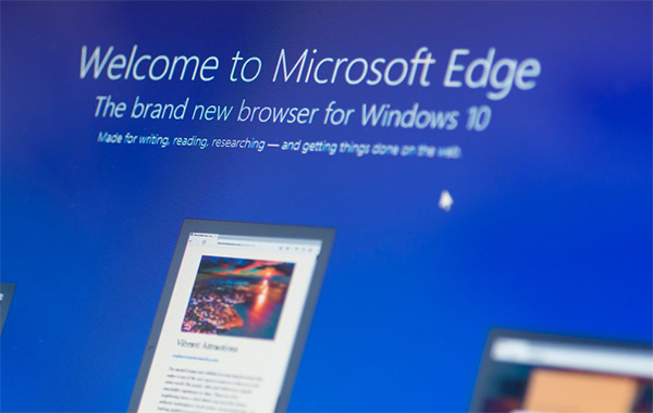 A New Web Browser, Microsoft Edge