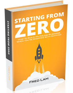 Starting From Zero - Fred Lam
