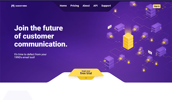 Best AutoResponders - Market Hero HomePage