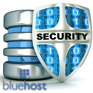 Bluehost Review - Security