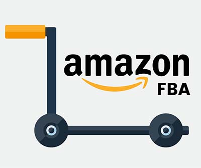 An image of Amazon FBA Trolly