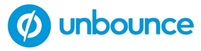An Official image of Unbounce logo