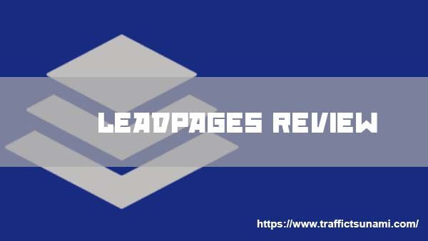 Leadpages Coupon For Annual Subscription