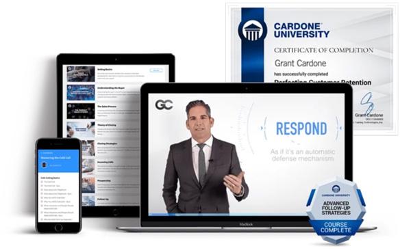 Grant Cardone Review