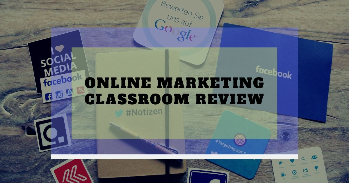 Online Marketing Classroom  Outlet Home Coupon March 2020