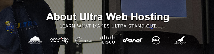 Ultra Web Hosting Review