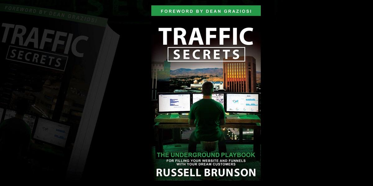 DotCom Secrets By Russell Brunson Expert Secrets Traffic Secrets Audiobook